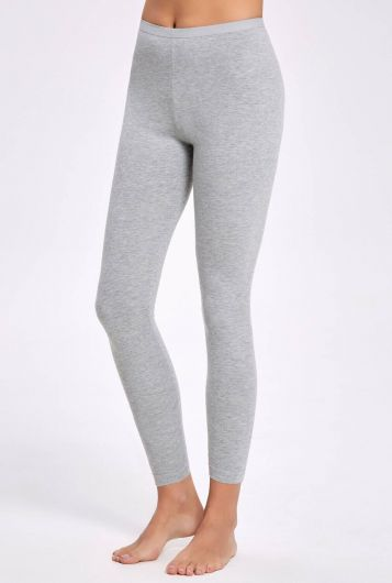 İLKE İÇ GİYİM - İlke 2245 Lycra Women's Long Leggings 5 Pieces  (1)