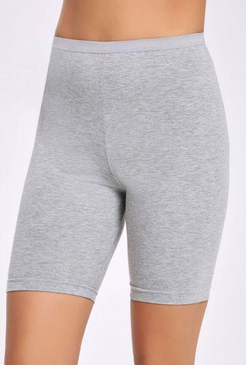 İLKE İÇ GİYİM - İlke 2246 Lycra Short Women's Tights10Pieces (1)