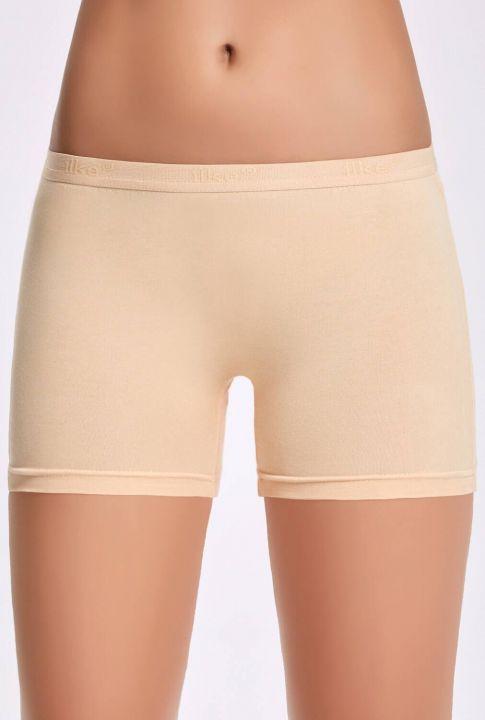 Женские леггинсы с шортами из модала Principle 2255,3шт.