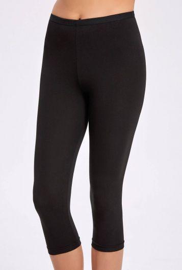 İlke 2258 Lycra Capri Women Tights10Pieces - Thumbnail
