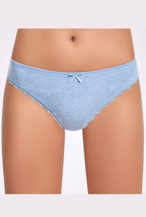 Principle 278 Melange Lace Women Bikini Panties 10Pieces