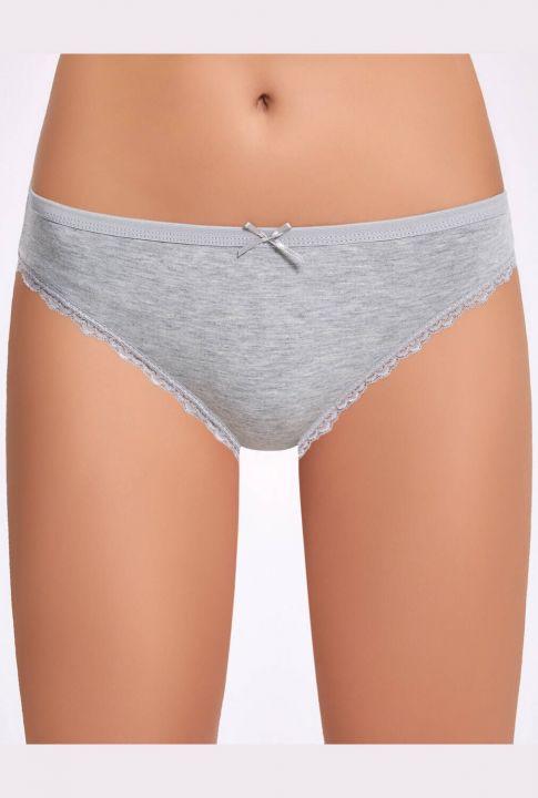 Principle 278 Melange Lace Women Bikini Panties3Pieces