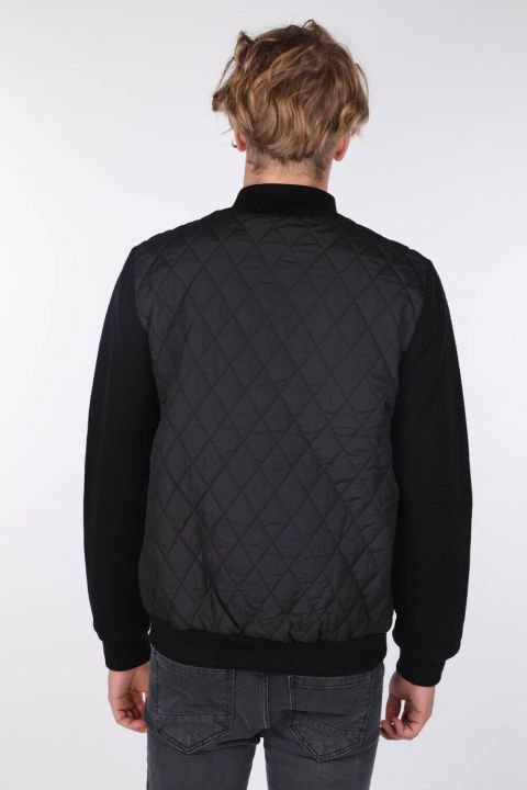 Quilted Lined Coat