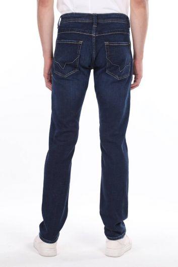 Regular Fit Men's Jeans - Thumbnail