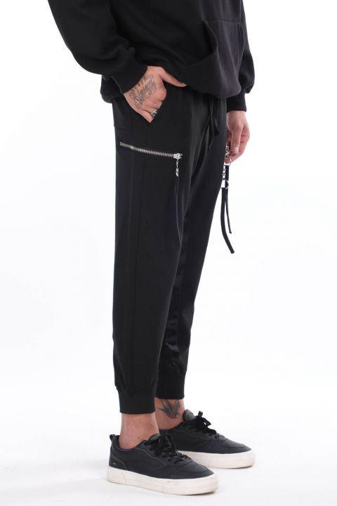 Мужские спортивные брюки с боковыми карманами