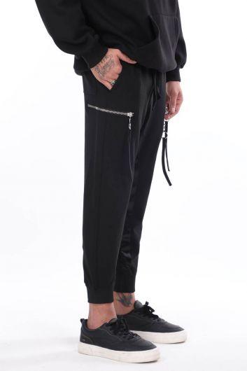 MARKAPIA MAN - Men's Side Pockets Sweatpants (1)
