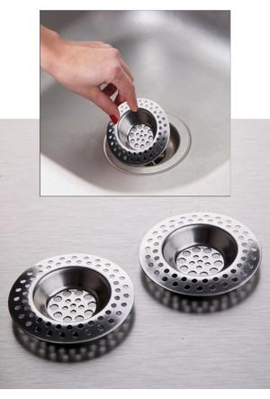 Sink Strainer 2 Pieces