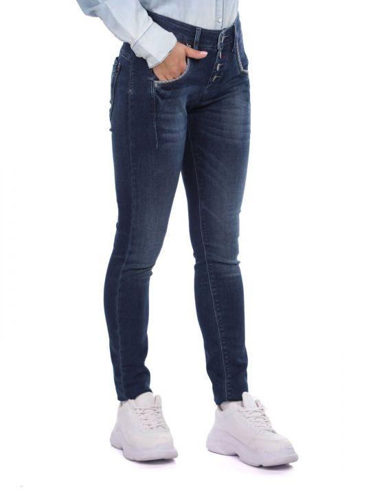 Skinny Kadın Jean Pantolon
