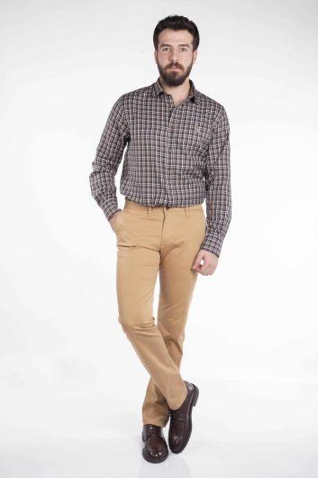 MARKAPIA MAN - سروال تشينو للرجال (1)