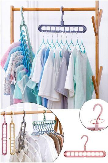 Smart Clothes Hanger - Thumbnail