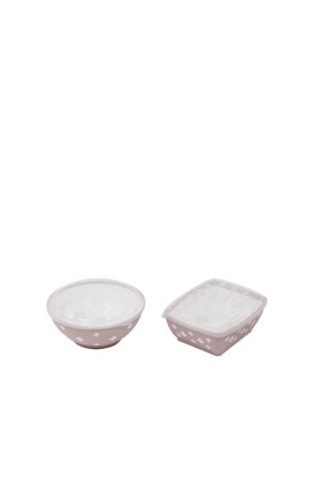 MARKAPIA HOME - طقم غطاء وعاء دائري ومربع على شكل نجمة (1)