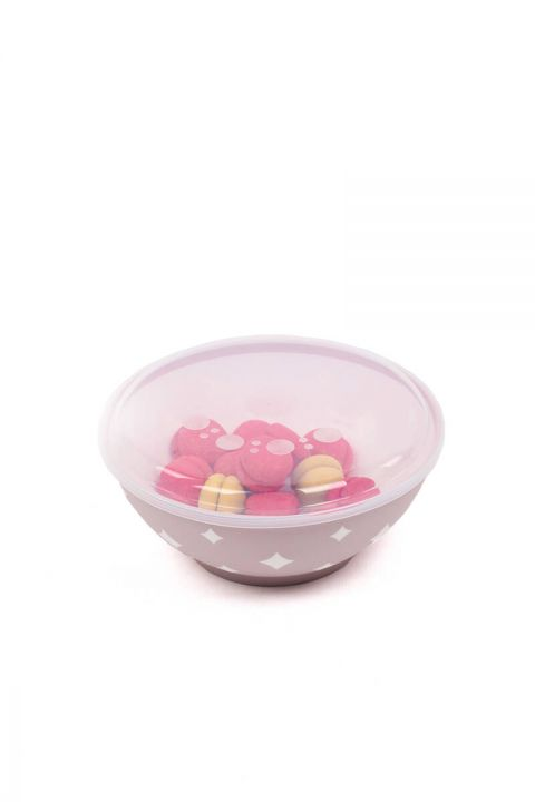 Starry Round Bowl Covered 3 LT