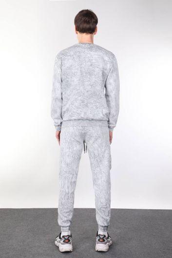 Men's Sweatpants with Pockets - Thumbnail