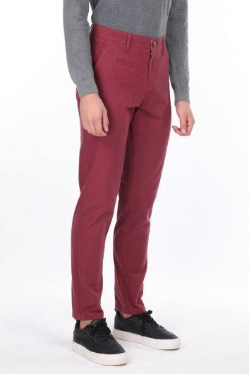 MARKAPIA MAN - Мужские брюки чинос Cherry Rotting (1)