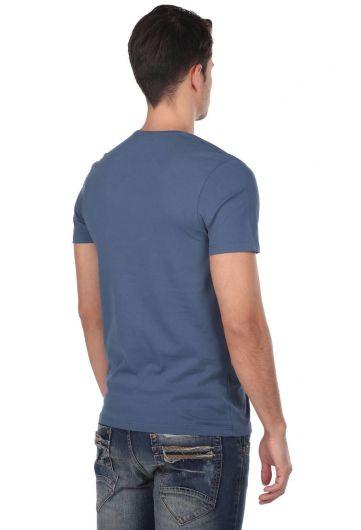 Vosvos Baskılı Erkek T-Shirt - Thumbnail