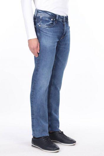 MARKAPIA MAN - Wide Leg Men's Jean Trousers (1)