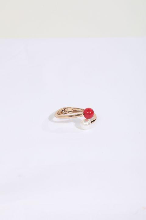 Женский красочный золотой браслет с капюшоном