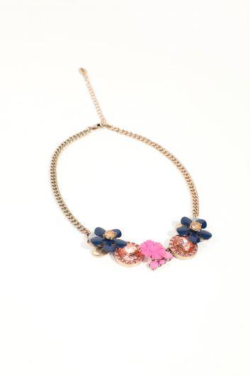 MARKAPIA WOMAN - Женское смешанное ожерелье с подвеской (1)