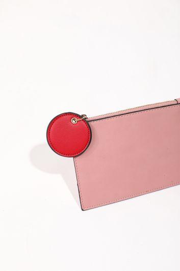 MARKAPIA WOMAN - Женская розовая миниатюрная ручная сумка (1)
