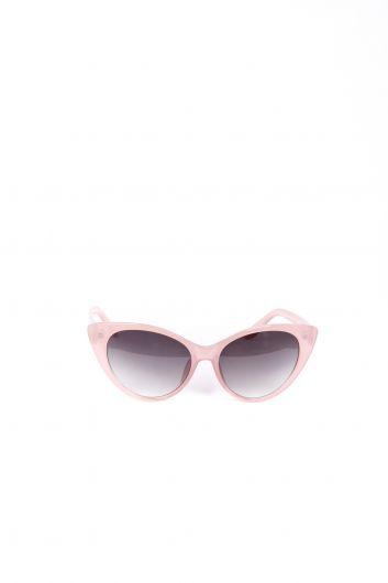 المرأة النظارات الشمسية مسحوق القط العين - Thumbnail