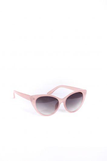 MARKAPIA WOMAN - Women's Powder Cat Eye Sunglasses (1)
