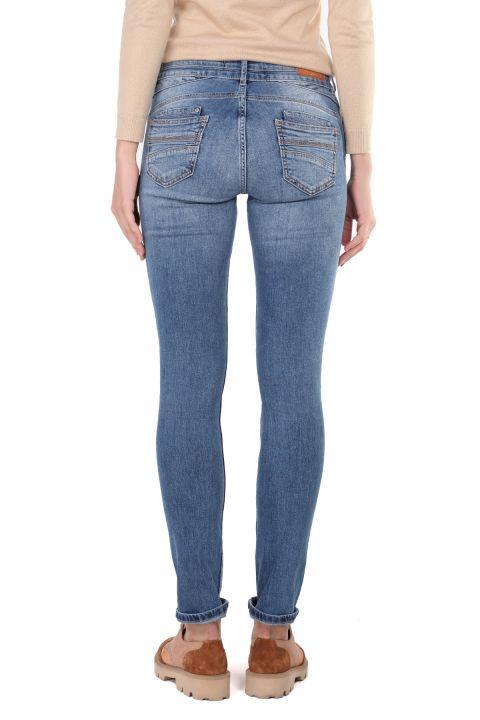 Women's Slim Fit Jean Trousers
