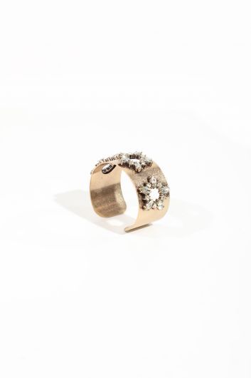 MARKAPIA WOMAN - Women's Thick Stone Bracelet (1)