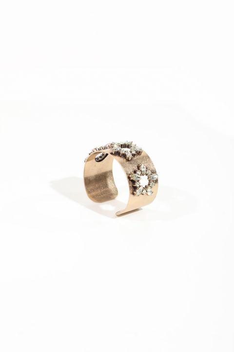 Women's Thick Stone Bracelet