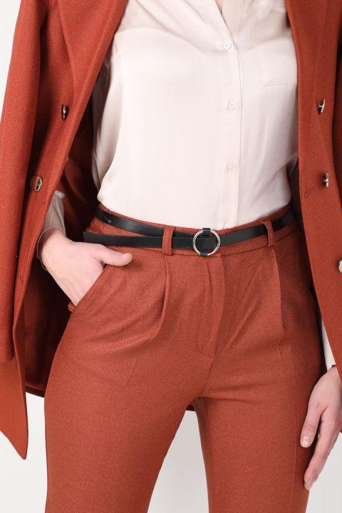 Women's Cinnamon Blazer Suit
